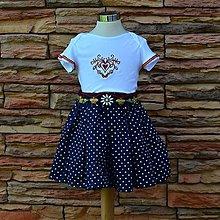 Detské oblečenie - Bodovaná - 8489613_