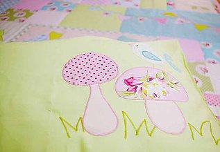 Textil - Deka na posteľ - Romansa - 8487924_