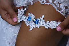 - Svadobný podväzok