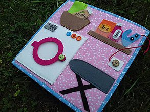 Detské doplnky - Samostatná stránka QB - pramie prádla - 8492070_