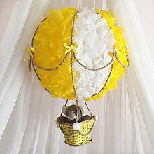 Detské doplnky - Teplovzdušný Lietajúci Balón - 8491399_