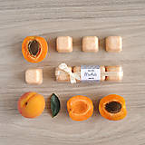 Svietidlá a sviečky - Marhuľa - vonný vosk - aróma - 8496209_