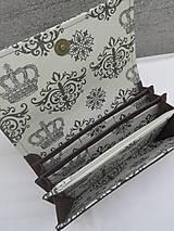 Peňaženky - Peňaženka na 12 kariet - 8494849_
