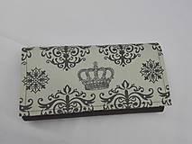 Peňaženky - Peňaženka na 12 kariet - 8494850_