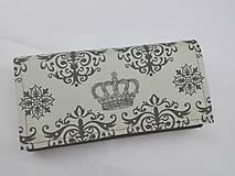 Peňaženky - Peňaženka na 12 kariet - 8494851_