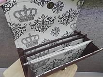 Peňaženky - Peňaženka na 12 kariet - 8494853_