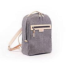 Batohy - Backpack Wool - 8493640_