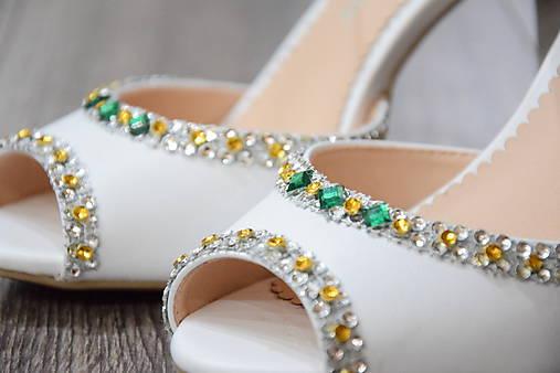 8e83faec1a Svadobné topánky -