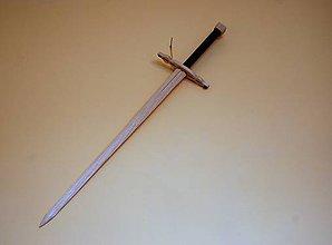 Dekorácie - Rytiersky meč - 8495104_