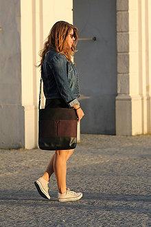 Veľké tašky - Taška AUBERGINE - 8497133_