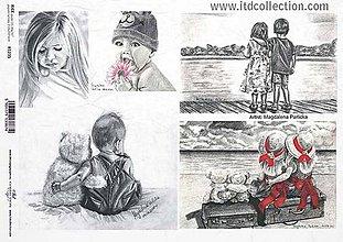 Papier - ryžový papier ITD 1235 - 8498617_