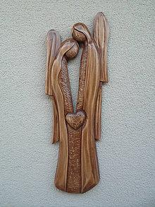 Socha - Anjelská láska - 8501191_