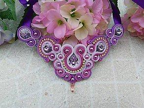 Náhrdelníky - Sujtášový náhrdelník