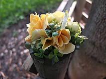 Ozdoby do vlasov - růže v parku - 8501093_