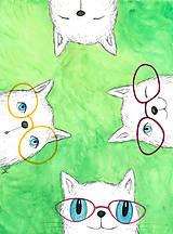 Obrázky - Mačky, mačky, mačičky :) - 8500041_