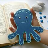 Chobotnička do knižky...