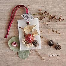 Svietidlá a sviečky - Kvetinky - voskový plátok #13 - 8504832_
