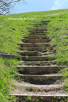 Fotografie - V-Fotografia: Schody do neba - 8505237_