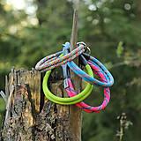 Pre zvieratká - Lanový obojok AKAI // vyberte si farbu - 8505585_