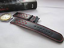 Doplnky - Remienky na pánske hodinky - 8503228_