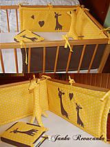 Textil - žirafky - 8505770_