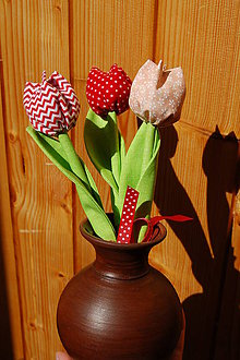 Dekorácie - tulipán - 8505708_
