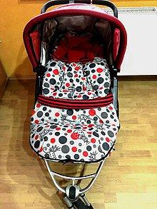 Textil - Prešívaný fusak - 8507355_