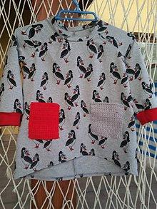 Detské oblečenie - Tucniaky - 8508443_