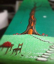 Obrazy - Fantasy tree - forest - 8508454_