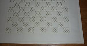 Úžitkový textil - Obliečka na vankúš ZLATÁ BODKA - 8508639_