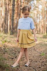 Detské oblečenie - Jupe Pour Filles - 8508870_