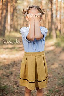 Detské oblečenie - Jupe Pour Filles - 8508871_