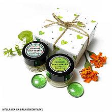 Drogéria - Srdíčková dárková krabička - 2x Tuhý parfémek - 8508377_