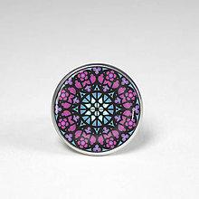 Prstene - Catedral - dúhový prsteň - 8507835_