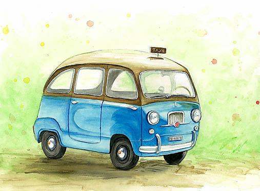 Oldfashion car, Ford