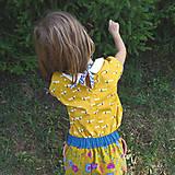 """Detské oblečenie - menčestrová sukňa dlhá """"Jesenná"""" - 8506943_"""
