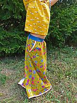"""Detské oblečenie - menčestrová sukňa dlhá """"Jesenná"""" - 8506964_"""