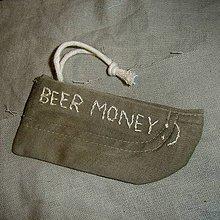 Peňaženky - Penaženka na pivo :) - 8510452_