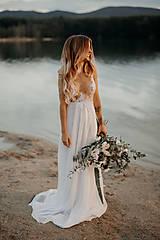 Šaty - Svadobné šaty - 8510552_
