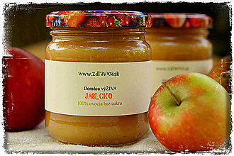 Potraviny - výŽIVA jabĺčková - 8511892_