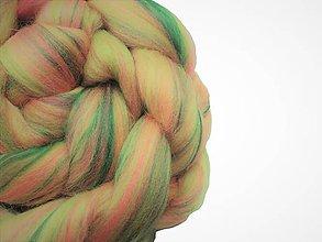 Textil - Zmes merino/bambus - Foxtrot - 8511516_