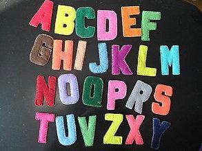 Drobnosti - učíme sa písmenká - 8511404_