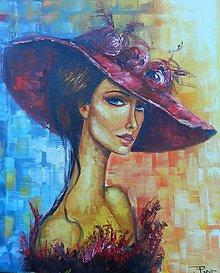 Obrazy - Žena - 8511388_