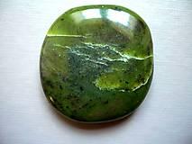 Troml. placka - jadeit, č.910f