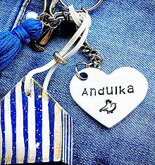 Kľúčenky - Holúbkovia či Andulky ?:) - 8512349_