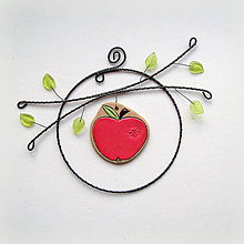 Dekorácie - keď dozrejú jablká - 8513150_