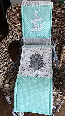 Textil - Hniezdo do postielky v Zoo - 8513258_