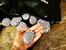 """Iné doplnky - """"MANDALKY DO KABELKY....""""...talizman pre lásku, šťastie, zdravie, hojnosť všetkého- šup do kabelky a nosiť ho so sebou :-) - 8512333_"""
