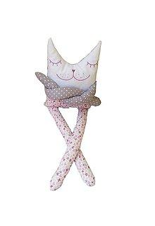 Hračky - Veselá mačička - 8513124_