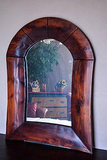 Zrkadlá - Zrkadlo oblúkové BOROVICA - 8513777_